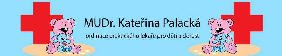 Mudr. Kateřina Palacká